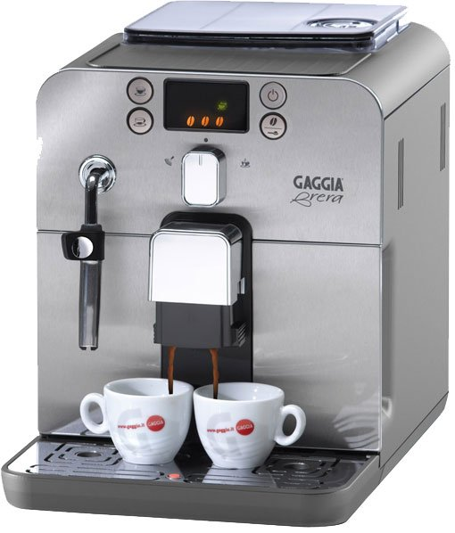 BEST SUPER AUTOMATIC ESPRESSO MACHINE UNDER 500 - Gaggia Brera Superautomatic
