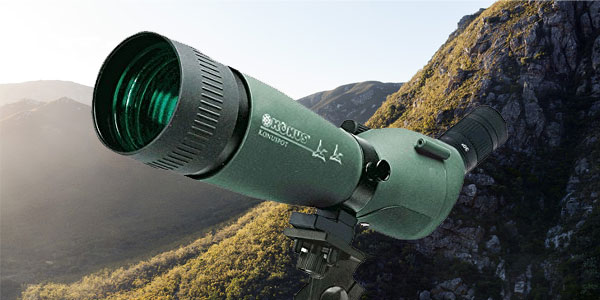 The Best Spotting Scope