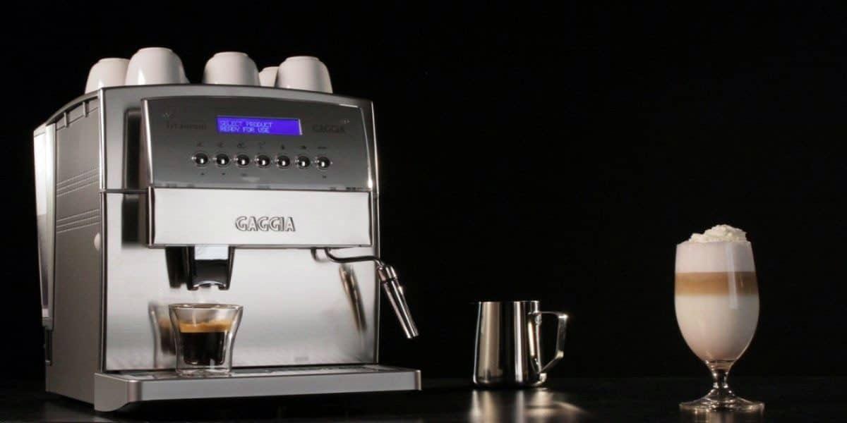 Commercial Gaggia Titanium Office Super-Automatic Espresso Machine Review - Consumer Files