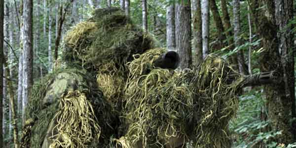 Ghillie Suit for Sale Review 2018