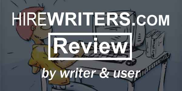 HireWriters Review - HireWriters.com Review - Consumer Files