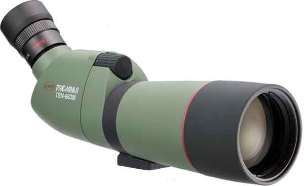spotting scopes buying guide - Kowa Model TSN-663-P Spotting Scope