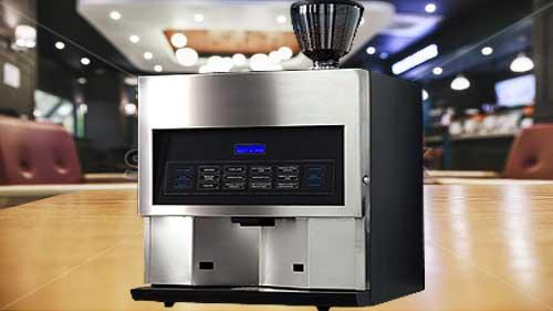 The Aroma 5500 Super-Automatic Commercial Espresso-Cappuccino Machine – Reviewed - Consumer Files