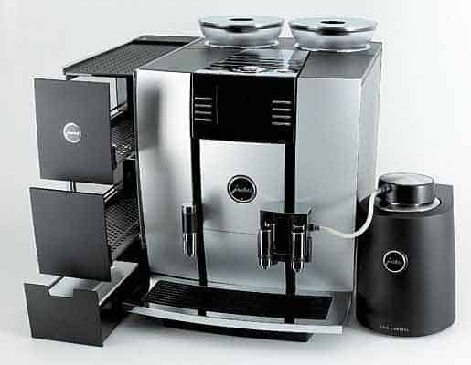 Best Commercial Super Automatic Espresso Machine Reviews - Jura Giga 5 Review