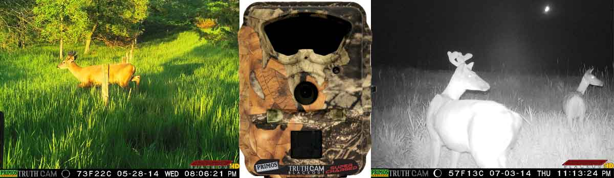 Best Game Camera for Security - Primos Supercharged Truth Cam Blackout