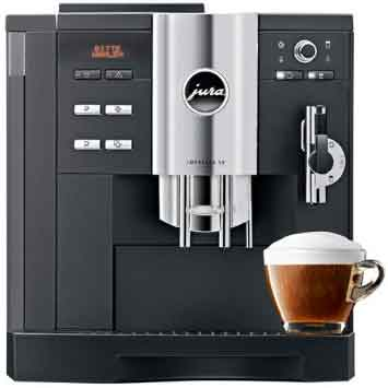 Best One-Touch Super-Automatic Espresso Machine - Jura 13423