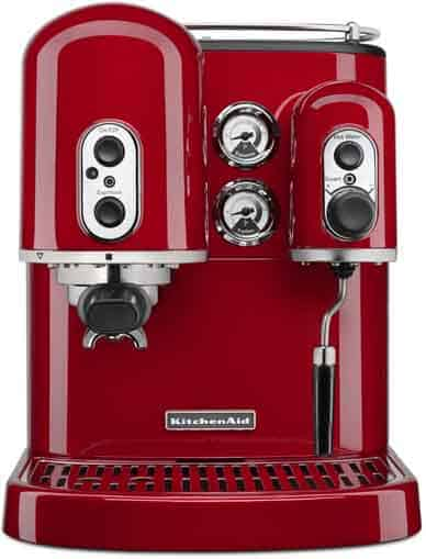 Best Super Automatic Machine With Dual Independent Boilers - Kitchenaid Porline