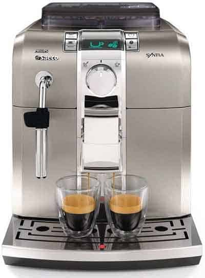 best super automatic espresso machine reviews 2016. Black Bedroom Furniture Sets. Home Design Ideas