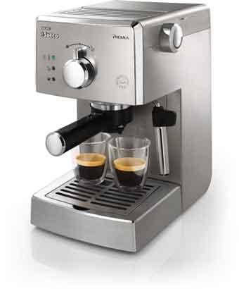 best semi automatic espresso machine under 200 - Philips Saeco Poemia - Consumer Files