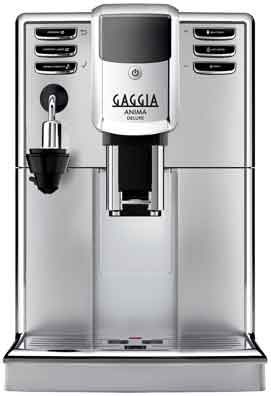 gaggia anima deluxe super-automatic espresso machine review - Consumer Files