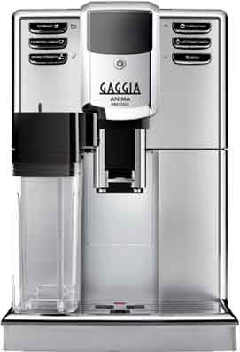 gaggia anima prestige review - Consumer Files