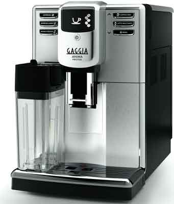 gaggia anima prestige super-automatic espresso machine - Consumer Files
