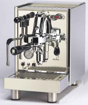 Bezzera Unica lever coffee machine - Consumer Files