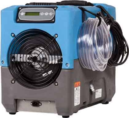 Crawl Space Dehumidifier Reviews - Dri-Eaz Revolution Dehumidifier - Consumer Files Reviews
