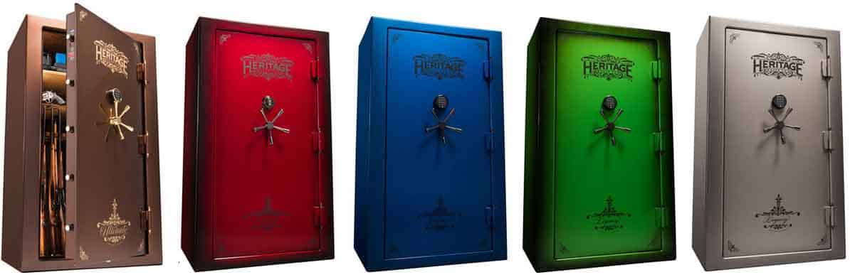 best american made gun safes - Heritage Safes - Consumer Files