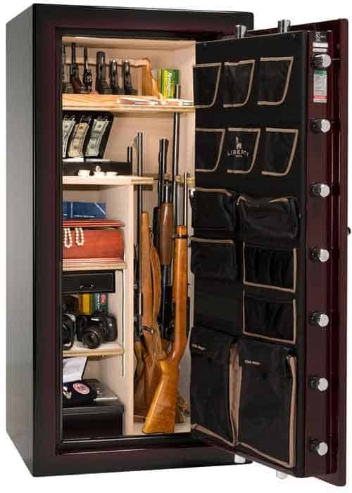 best american made gun safes - Liberty Gun Safe NS25 - Consumer Files