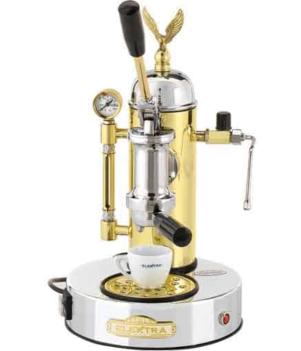 best lever espresso machine reviews 2018 consumer files. Black Bedroom Furniture Sets. Home Design Ideas