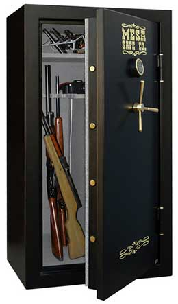 mesa gun safe review