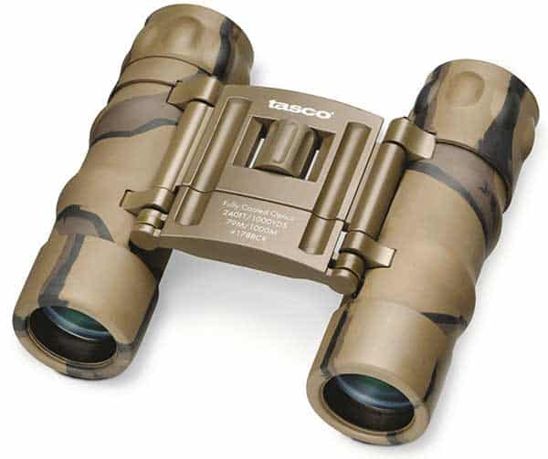 Best Binoculars For Deer Hunting - Tasco Essentials Review