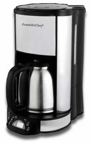 Franklin-Chef-Digital-Coffee-Maker---Coffee-Maker-for-RVs