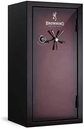 best gun safe brands - Browning M28F Review- Consumer Files