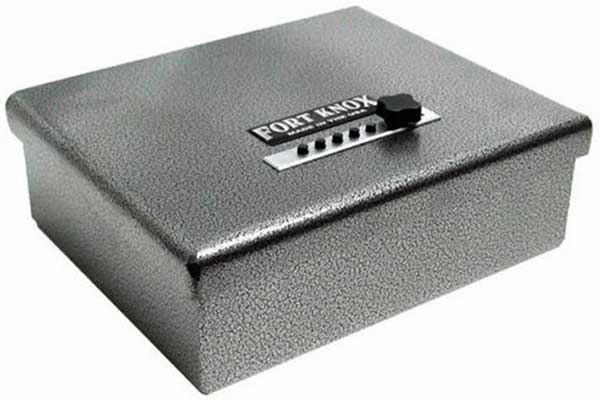 Best Car Gun Safe Top Pick - Fort Knox - Consumer Files