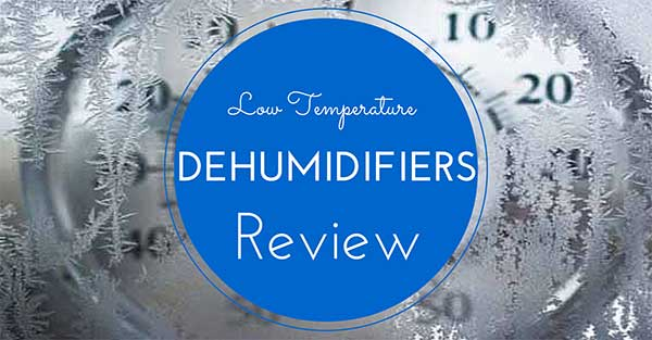Best Low Temperature Dehumidifier Reviews 2018