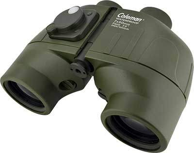 binoculars with rangefinder reviews - Coleman - Consumer Files