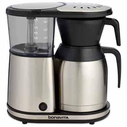 Best BPA Free Coffee Maker Without Plastic Review 2017 - Consumer Files