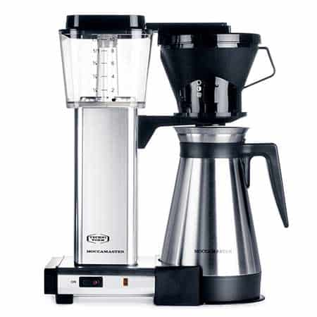 Plastic Free Coffee Maker Electric : Best BPA Free Coffee Maker Without Plastic Review 2017 - Consumer Files