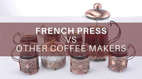 French Press vs 7 Other Coffee Brewing Methods
