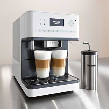 miele cm6310 coffee system review 2018 consumer files. Black Bedroom Furniture Sets. Home Design Ideas