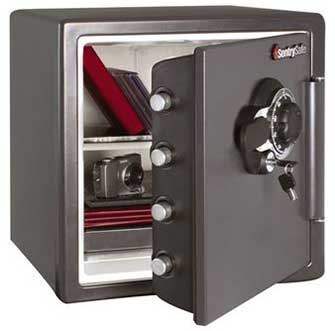 cheap-fireproof-gun-safes-sentrysafe