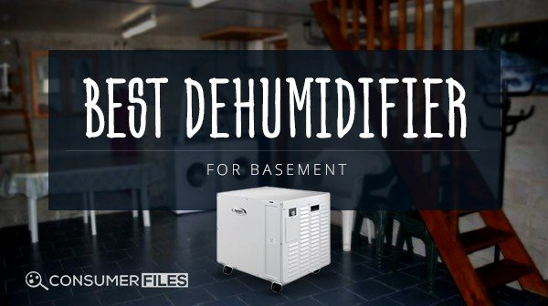 Best Dehumidifier for Basement Review 2018