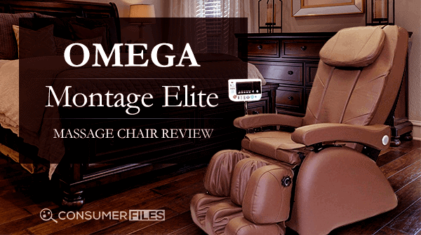 Omega Montage Elite Massage Chair Review   Consumer Files