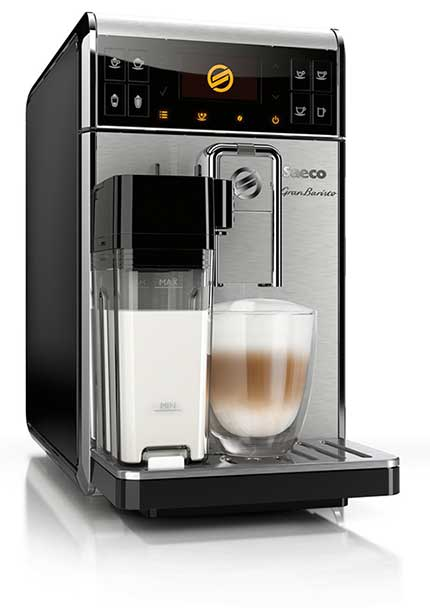 Best Super Automatic Espresso Machine Reviews Consumer Files