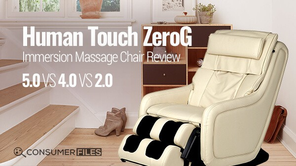 Human Touch ZeroG 5.0 Review - Consumer Files