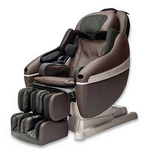 Inada dreamwave review massage chair report july 2018 for Therapeutic massage chair reviews