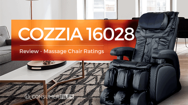 Cozzia 16028 Review – Massage Chair Ratings - Consumer Files