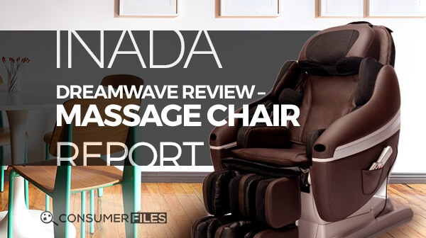 Inada Dreamwave Review – Massage Chair Report - Consumer Files