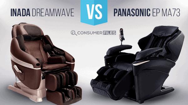 Panasonic EP MA73 vs Inada DreamWave - Consumer Files
