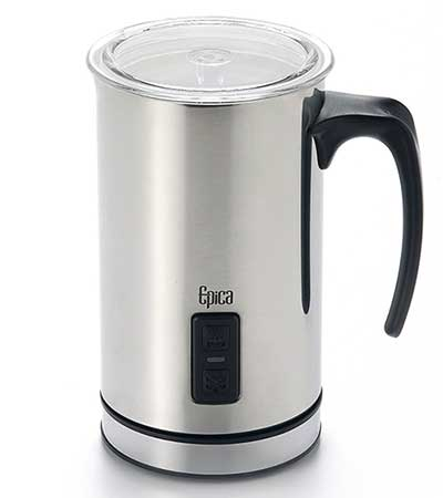 Best Electric Milk Frother Steamer And Warmer Reviews 2019