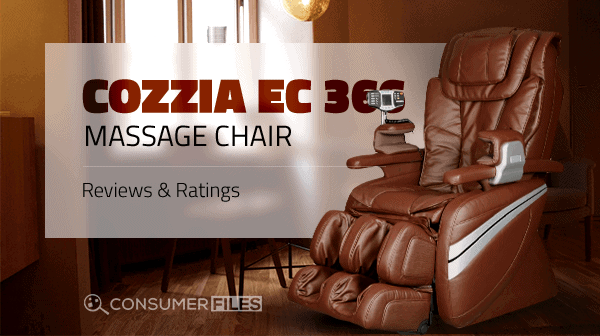 Cozzia EC366 Massage Chair Reviews & Ratings - Consumer Files