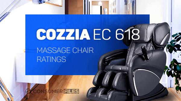 cozzia ec 618 massage chair ratings consumer files - Cozzia Massage Chair
