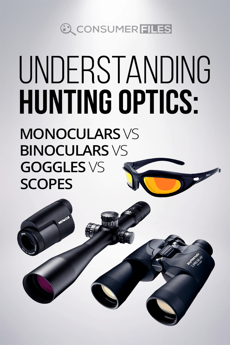 In this article, we're going to break down some pretty common words in the #hunting world by taking a look at the wide range of #huntingoptics available.