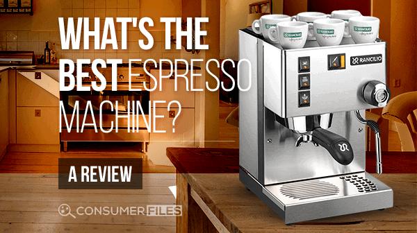 what is the best espresso machine