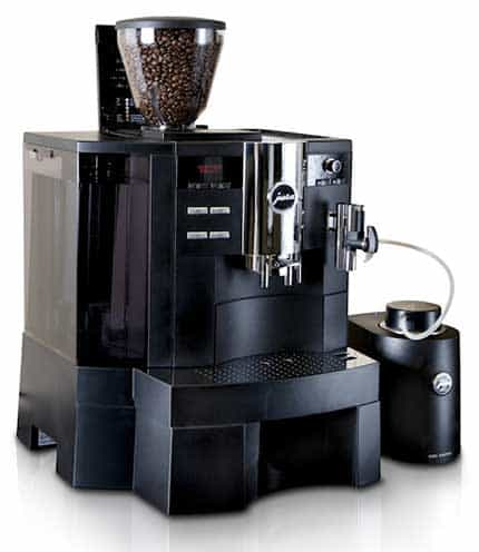 jura impressa xs90 one touch automatic espresso machine review 2018. Black Bedroom Furniture Sets. Home Design Ideas