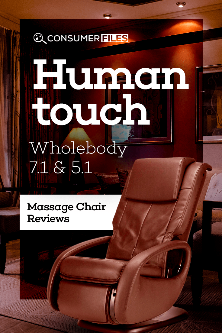 Human Touch WholeBody 7.1 & 5.1 Massage Chair Reviews 2018