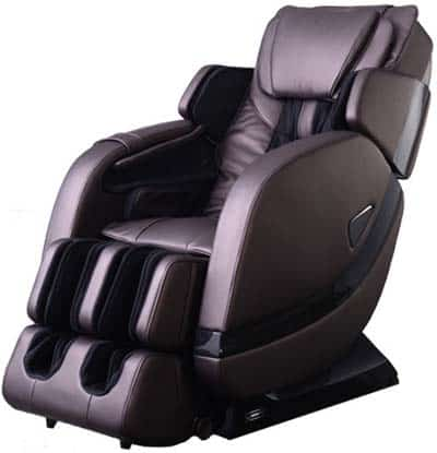 infinity massage chair. infinity escape massage chair chocolate brown - consumer files