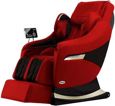 Best Massage Chairs For Home Use Titan Pro Red Rating - Consumer Files